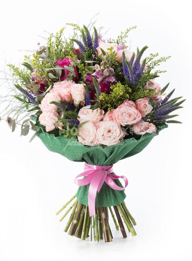 cele mai frumoase buchete de flori minirosa