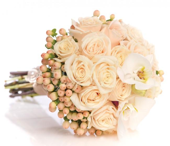 cele mai frumoase buchete mireasa phalaenopsis