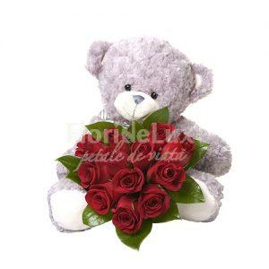cele mai frumoase buchete de sfantul valentin - locul 2