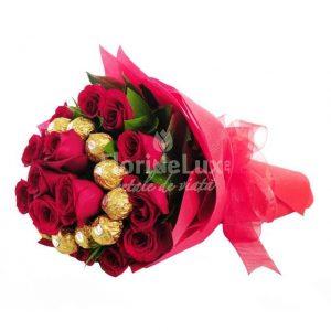 cele mai frumoase buchete de sfantul valentin - locul 3