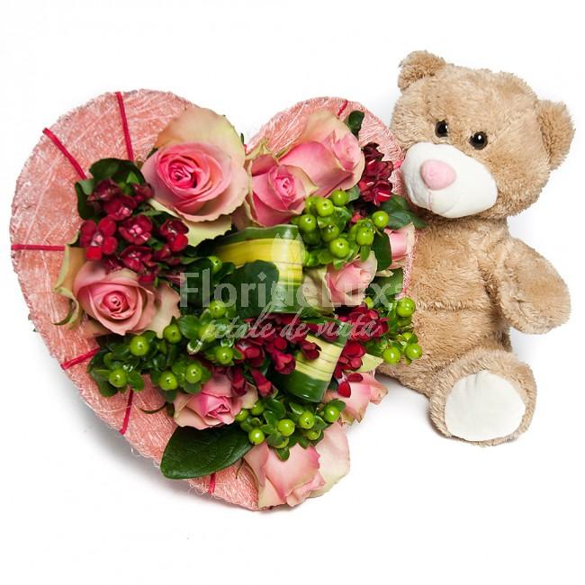 cele mai frumoase buchete sfantul valentin - locul 4
