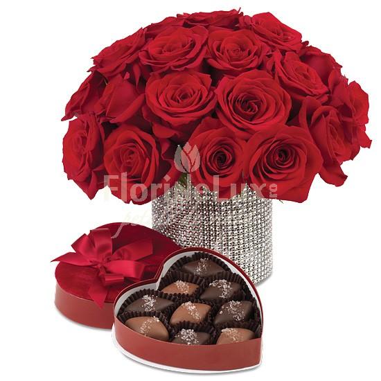 cele mai frumoase buchete sfantul valentin - locul 5