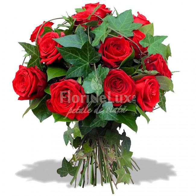 cele mai frumoase buchete sfantul valentin - locul 6