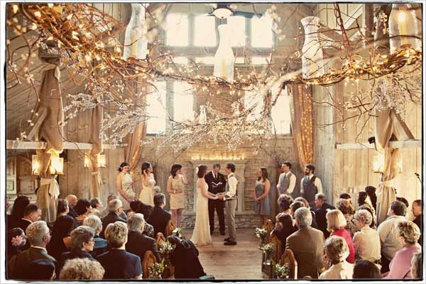 cele mai frumoase nunti de iarna - locul 2