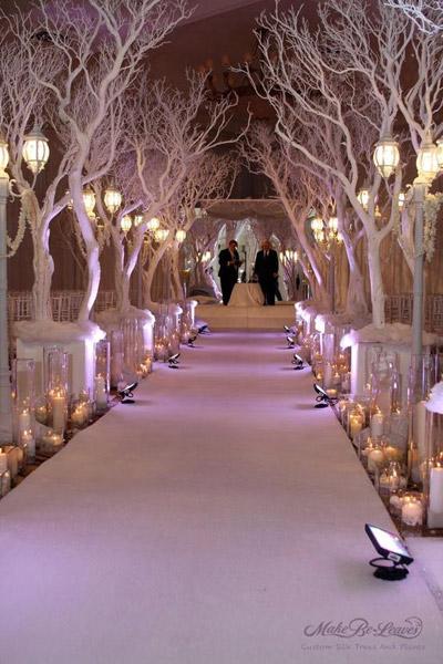 cele mai frumoase nunti de iarna - locul 3