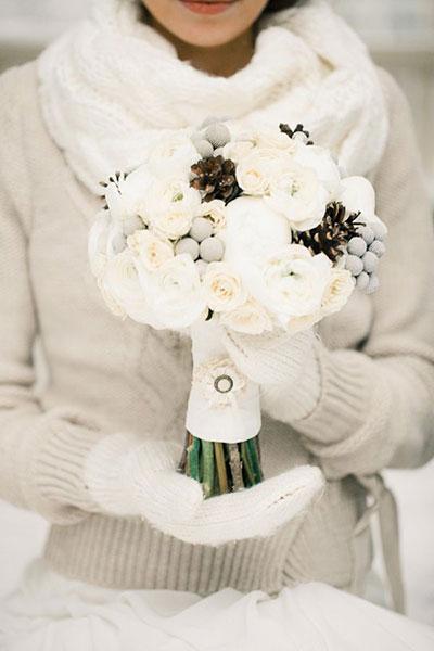 cele mai frumoase nunti de iarna - locul 4