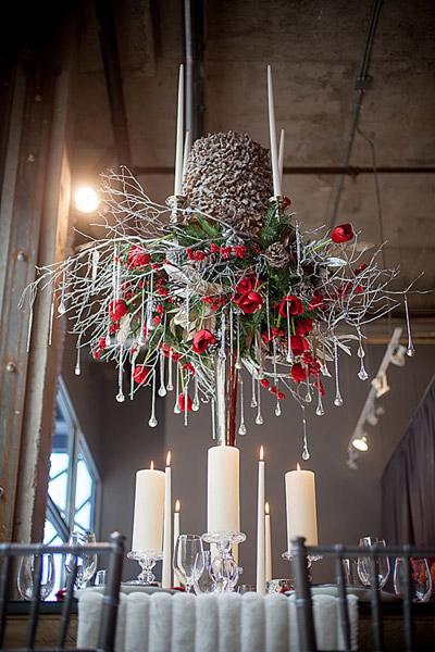cele mai frumoase nunti de iarna - locul 5