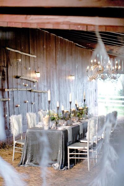 cele mai frumoase nunti de iarna - locul 7