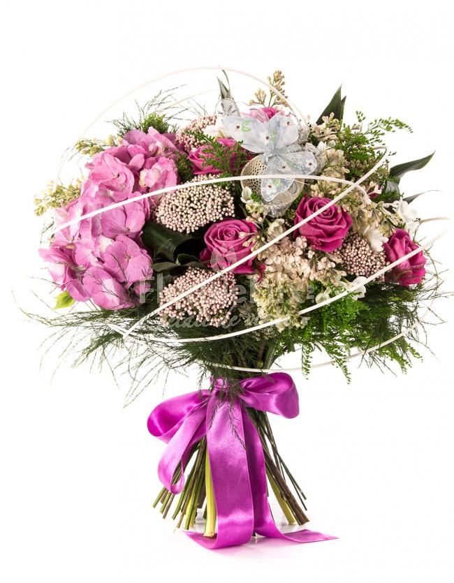 Buchete de flori de 1 martie - locul 1