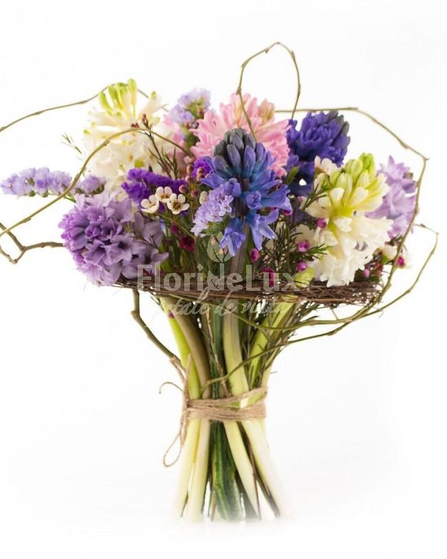 Buchete de flori de 1 martie - locul 2