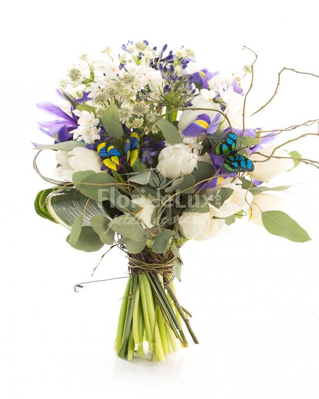 Buchete de flori de 1 martie - locul 6