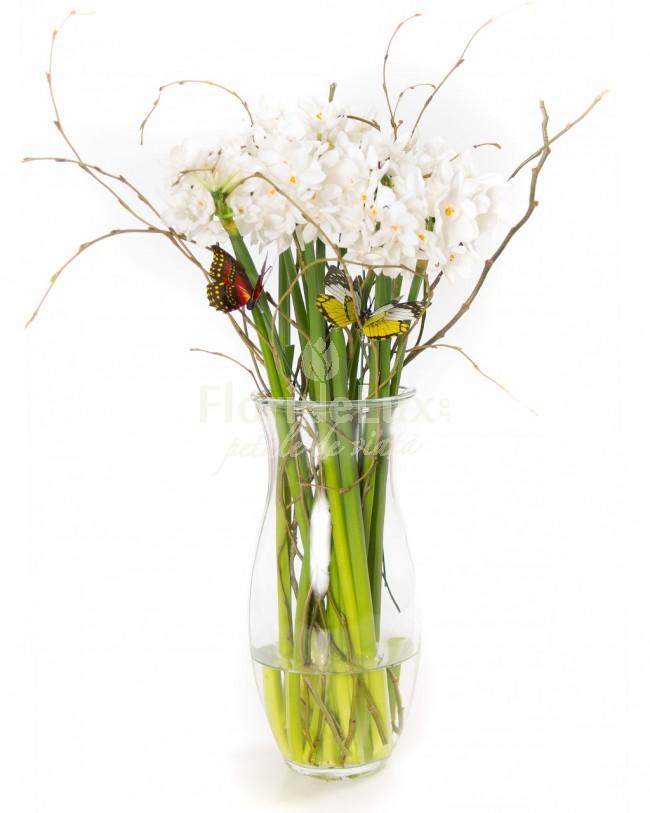 Buchete de flori de 1 martie - locul 7