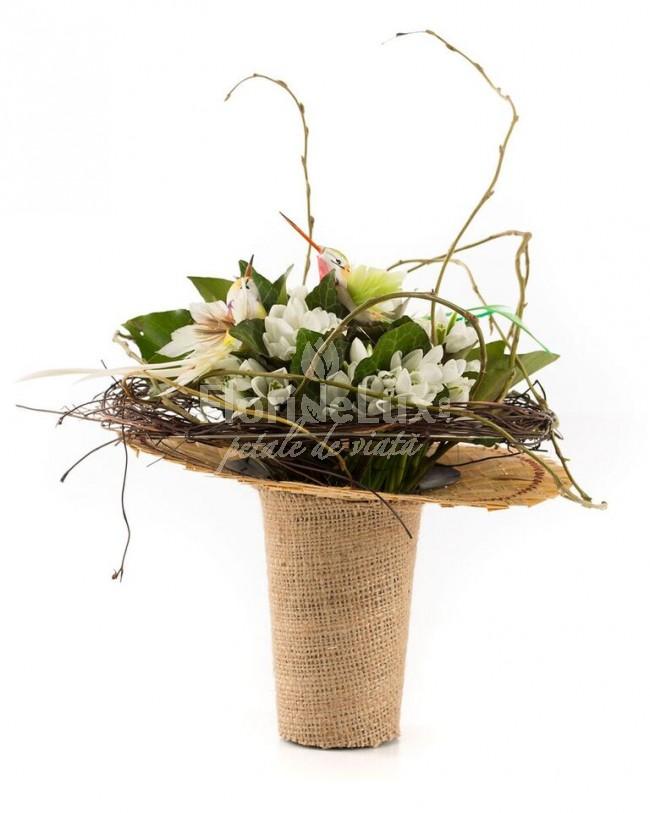 Buchete de flori de 1 martie - locul 8