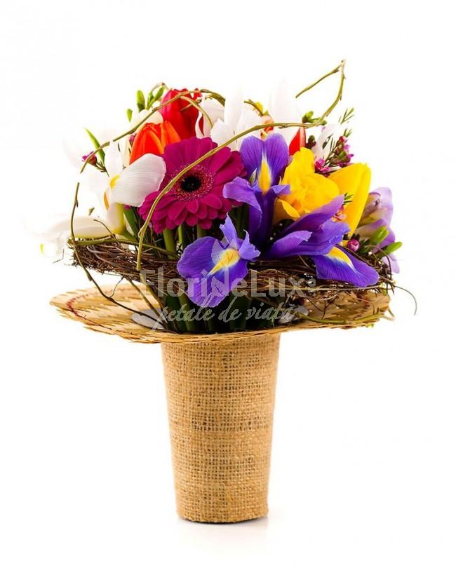 Buchete de flori de 1 martie - locul 9