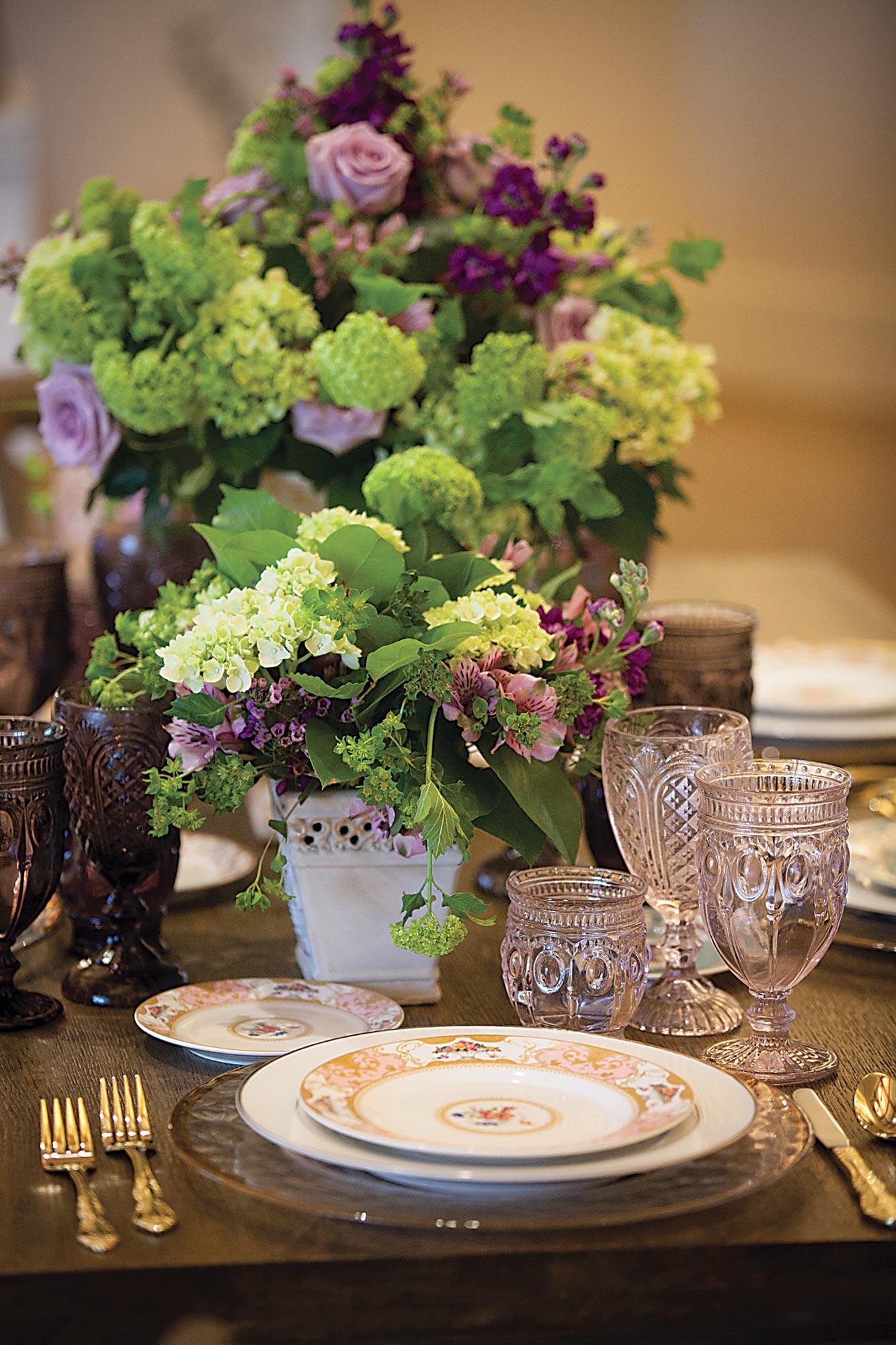 Cele mai frumoase trenduri pentru nunti 2016 - flori