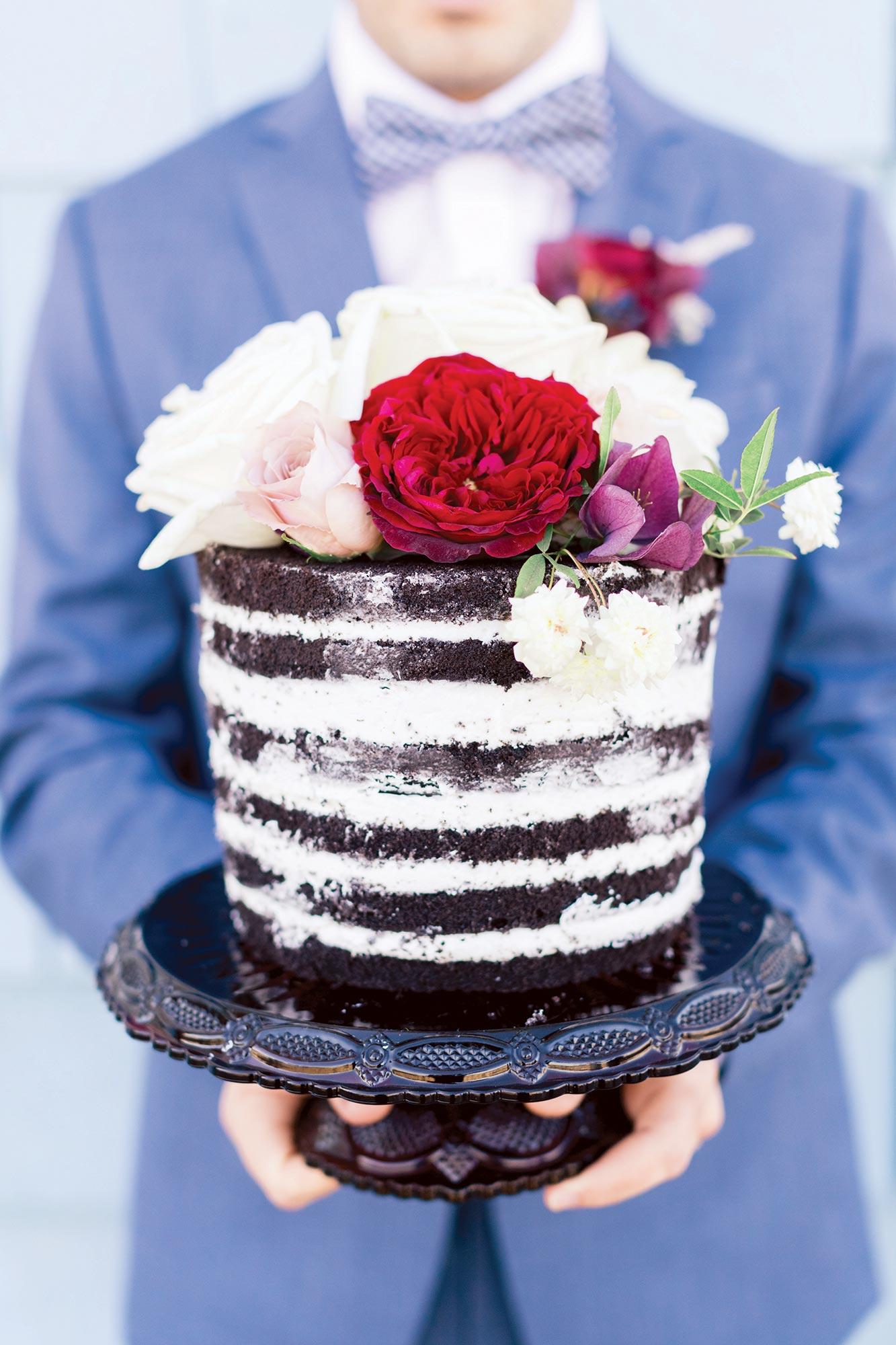 Cele mai frumoase trenduri pentru nunti 2016 tortul