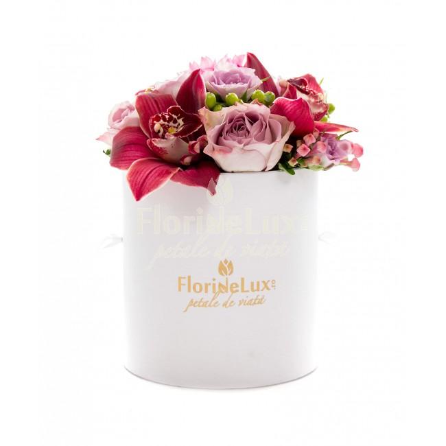 cele mai frumoase cutii cu flori - locul 6