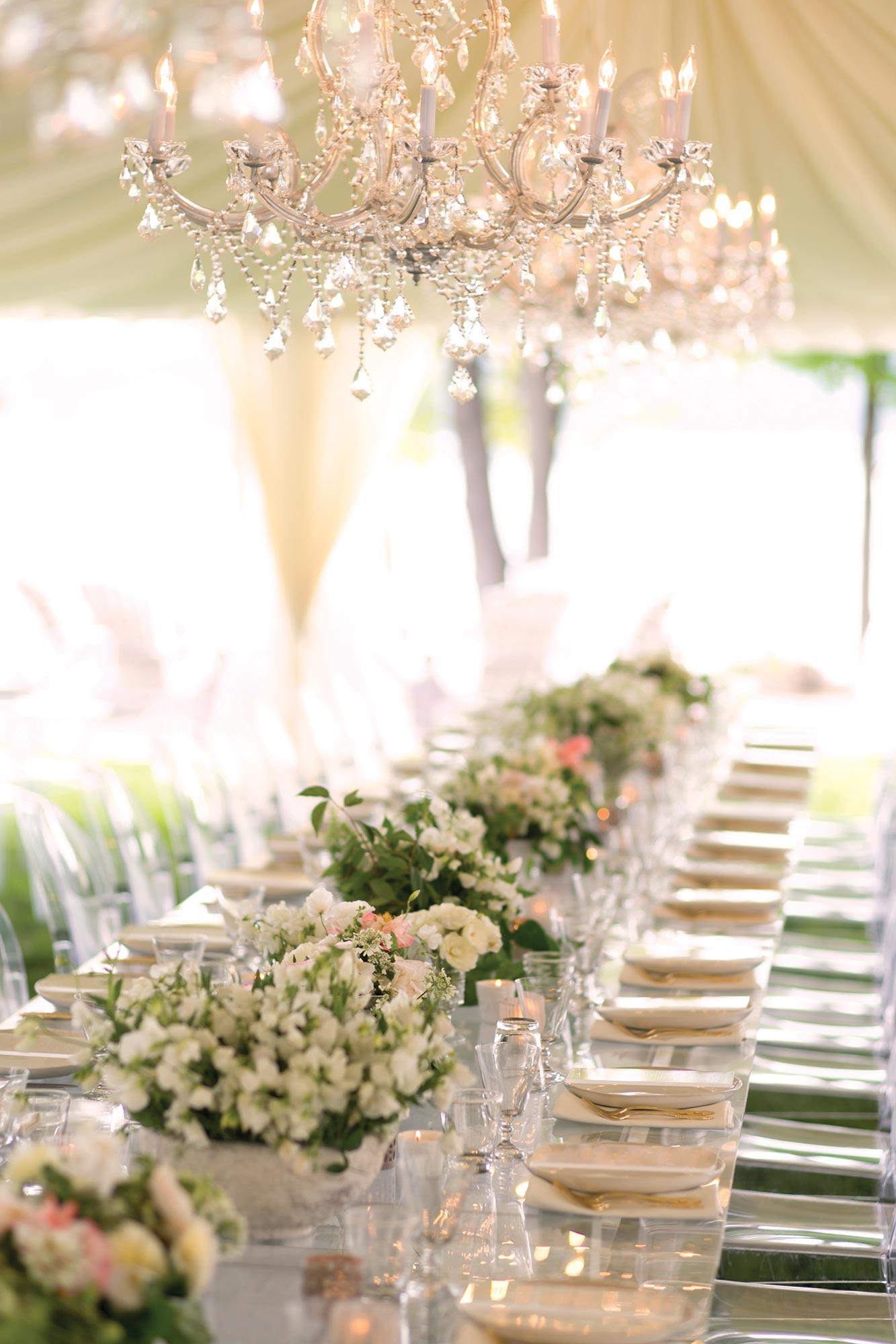 cele mai frumoase trenduri pentru nunti 2016 - lumini