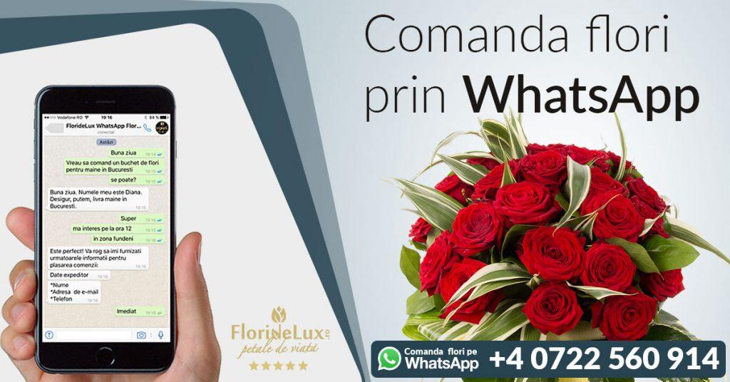 Comanda flori - top 5 metode