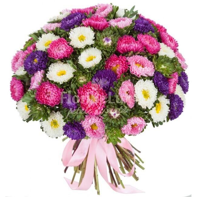Flori Sfanta Maria - 8 septembrie