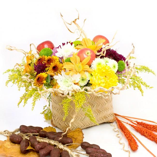 flori de toamna, citate de toamna, locul 4