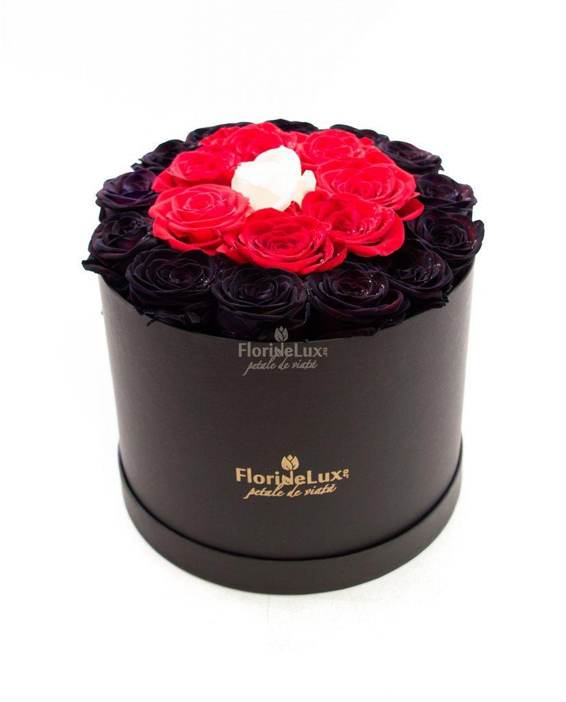 trandafiri negri, flori online