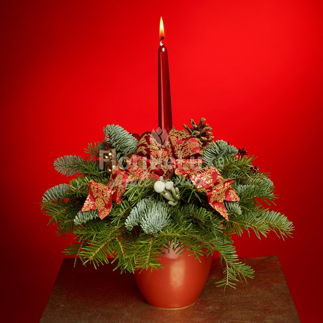 Aranjament de Craciun Spirit of the Season  https://www.floridelux.ro/aranjament-de-craciun-spirit-of-the-season.html