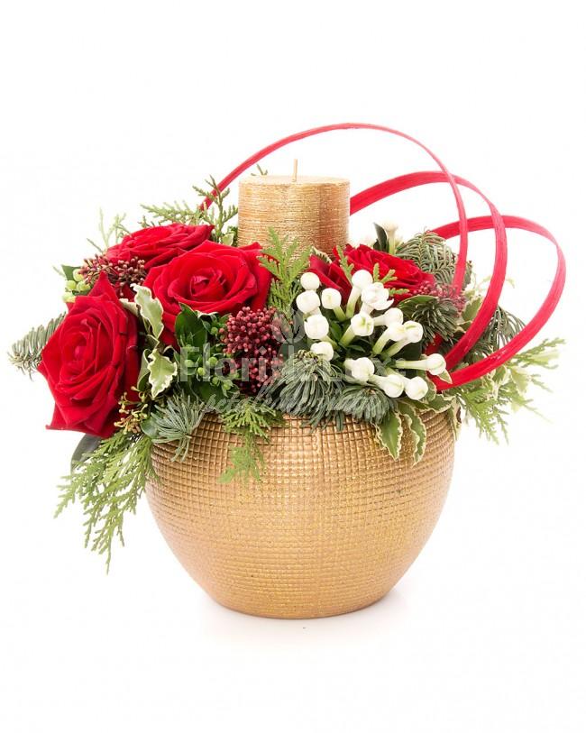 Aranjamente Craciun Cele Mai Frumoase Buchete De Flori Din Lume