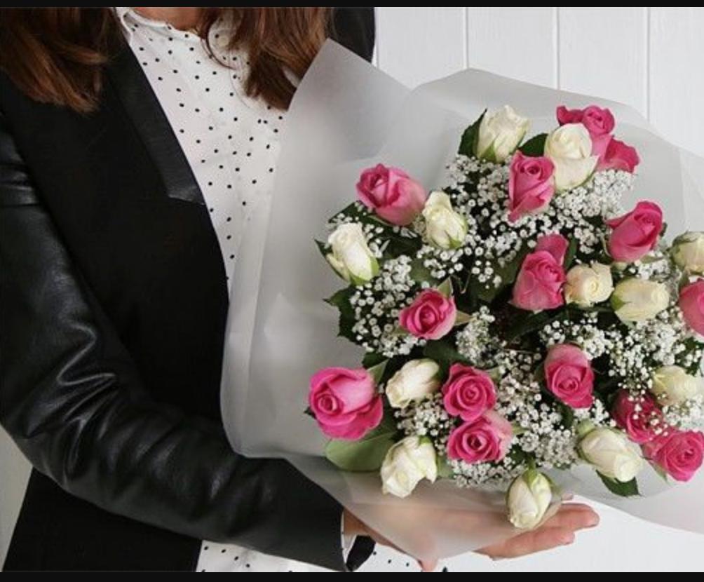 Flori pentru a spune Multumesc