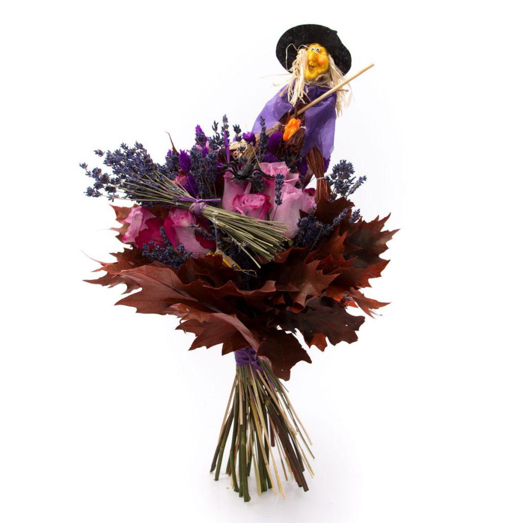 Ce cadouri faci de Halloween? Livrare flori de Halloween de la #floridelux, alaturi de tine intotdeauna!