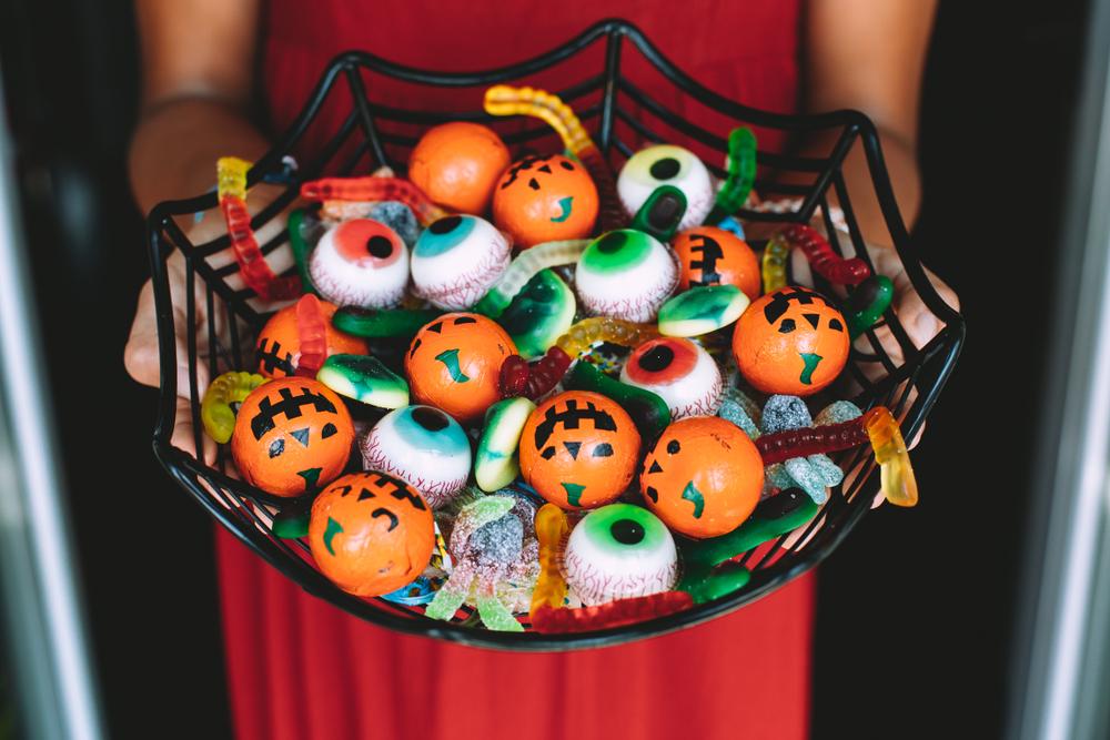 Ce cadouri faci de Halloween? Livrare flori de Halloween de la #floridelux