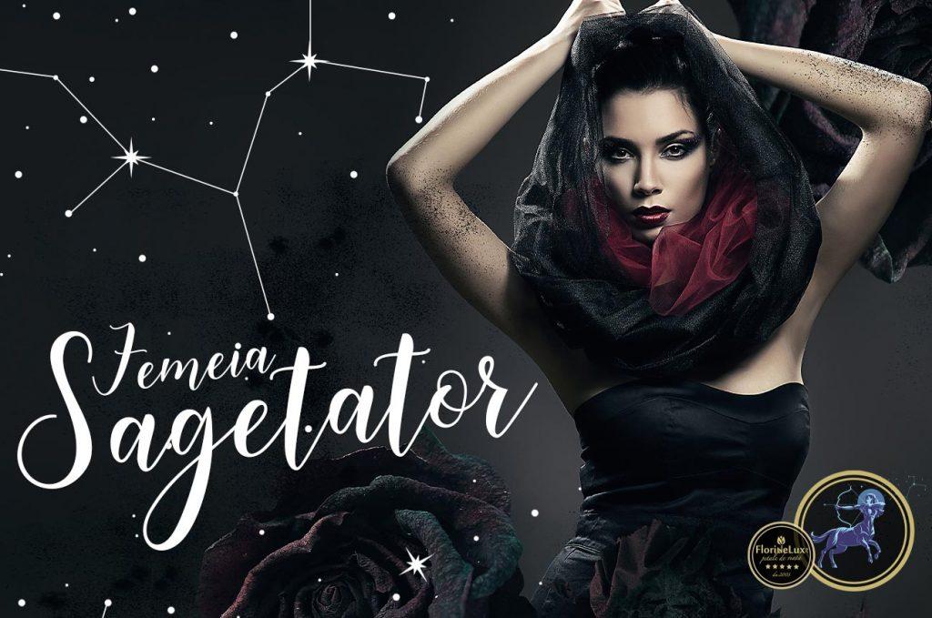 Ce ii place femeii Sagetator? Esti curios sa cunosti mai multe informatii despre cadourile florale specifice femeii Sagetator?
