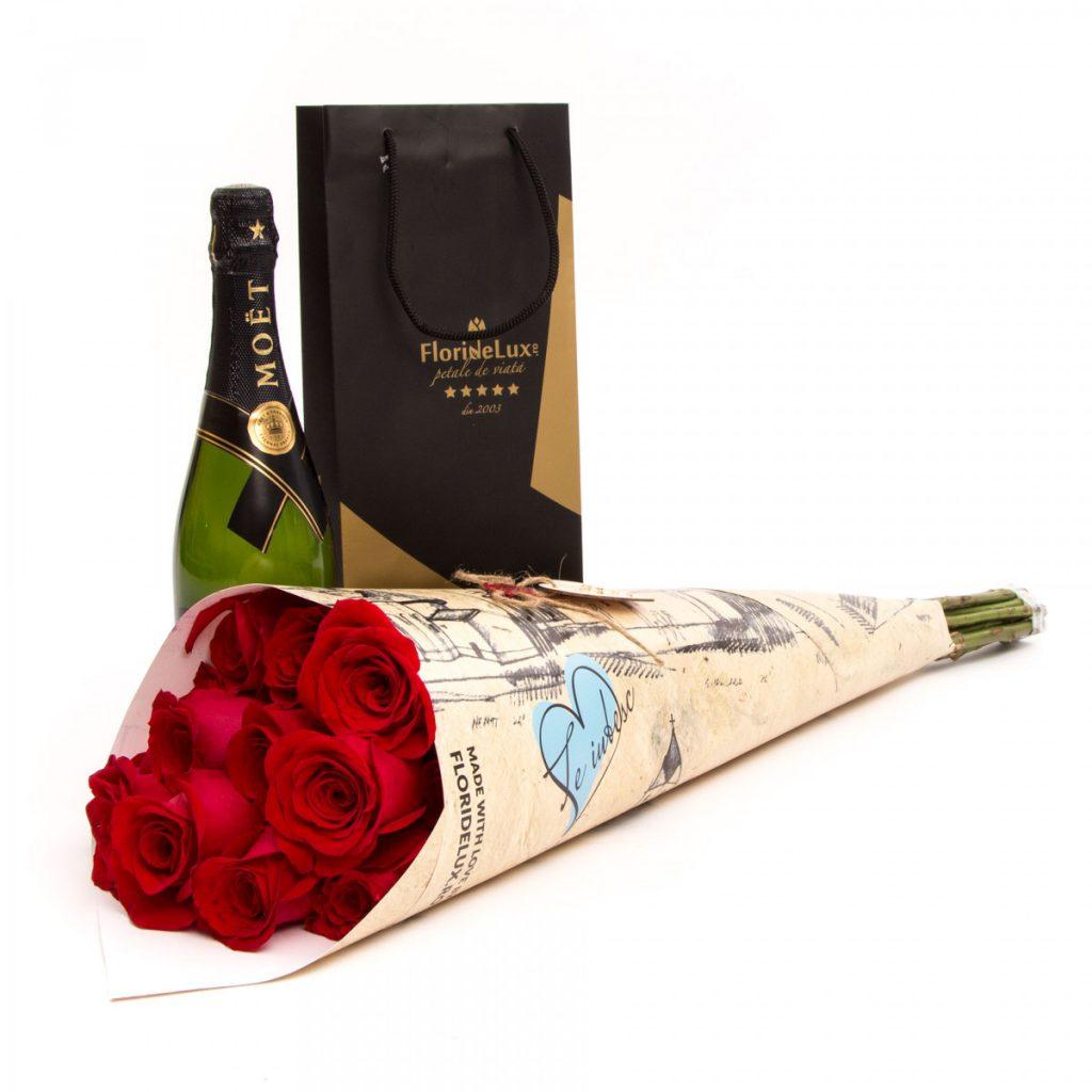 Buchete si aranjamente florale, ai ocazia sa cumperi florile preferate la preturi foarte accesibile!