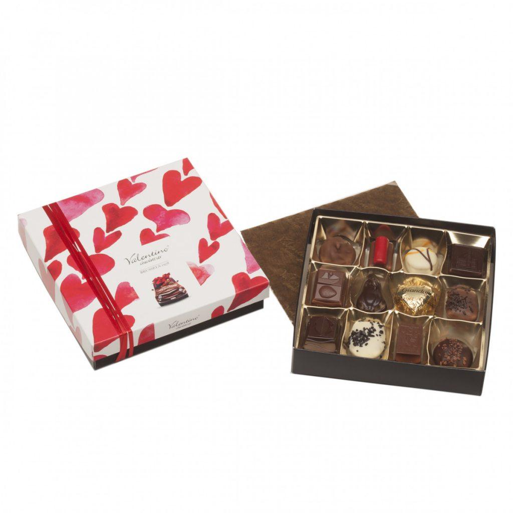 Praline de ciocolata Love Me, doar 103,99 RON!