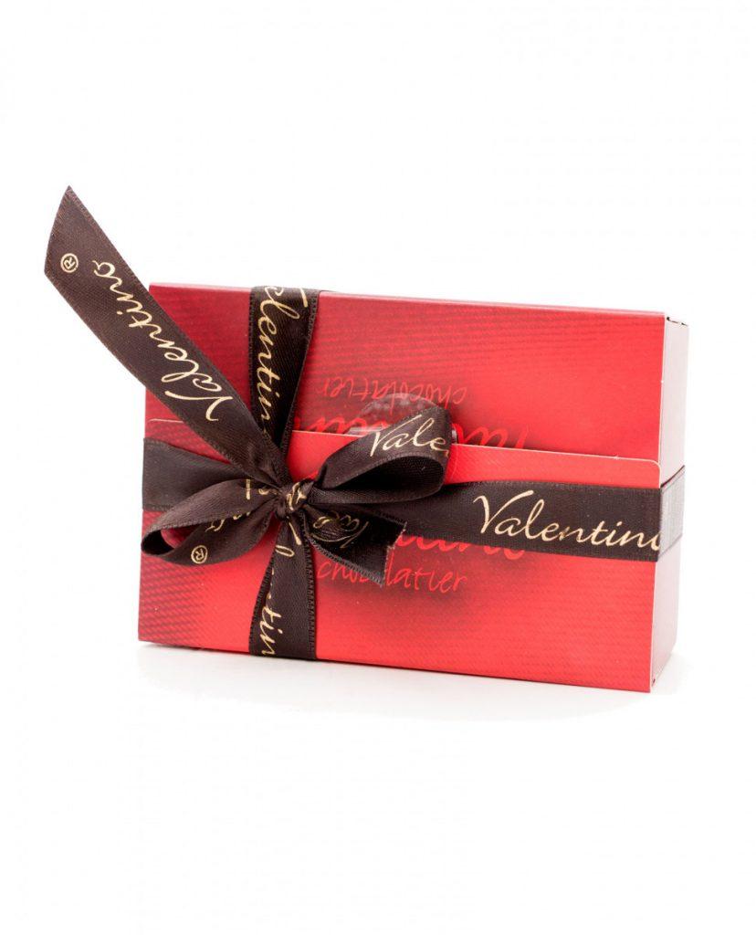 Cel mai bun ghid de cadouri pentru V-Day pentru bărbați, Praline Valentino 90 g, doar 39,99 RON!