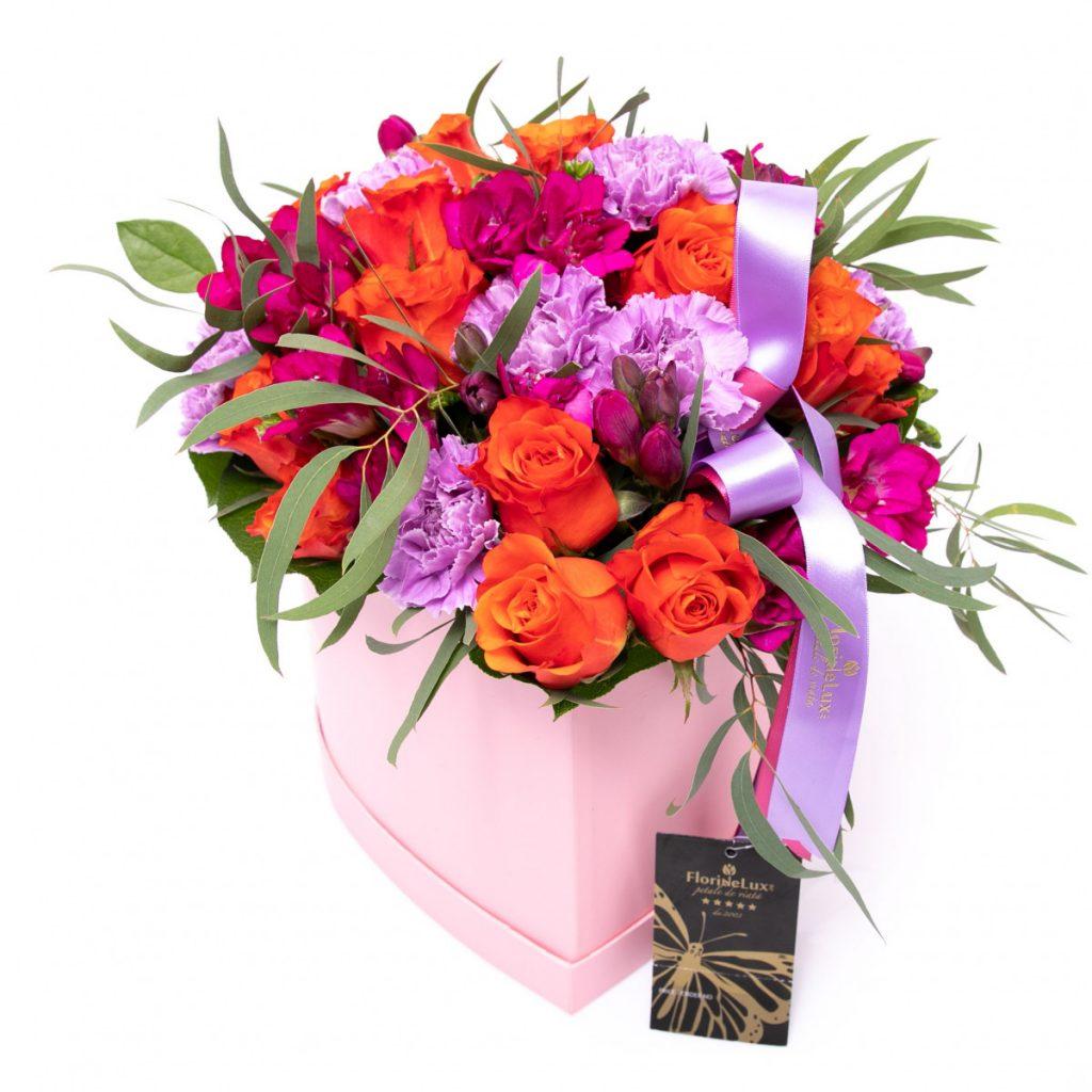 Ce ii place femeii Berbec, Culorile Iubirii, doar 329 RON!