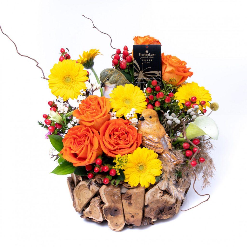 Pe cine sărbătorim de Florii, Colț însorit de natură, doar 350,10 RON
