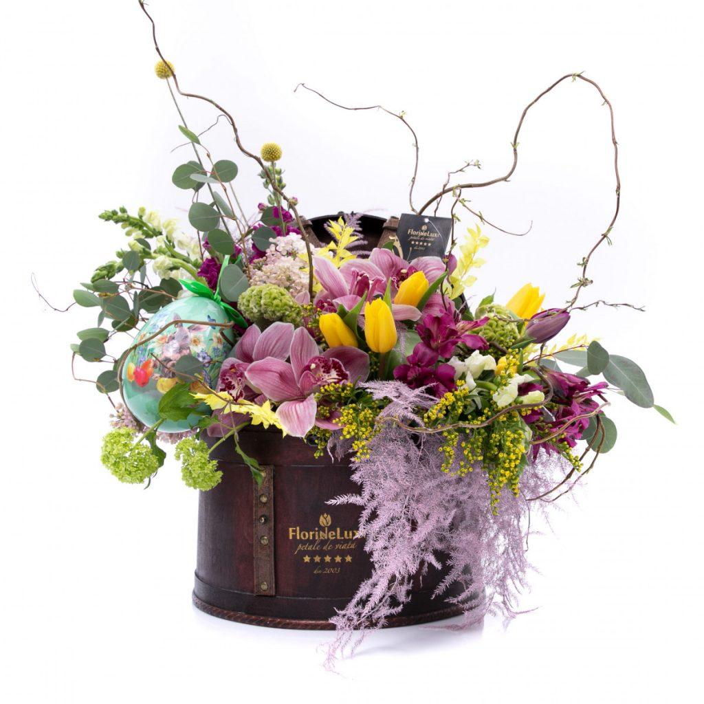 Pe cine sărbătorim de Florii, Cufăr sauvage, doar 413,10 RON