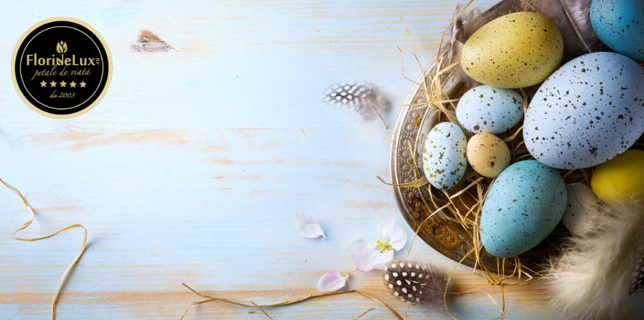 Urări de Paște când suntem la distanță